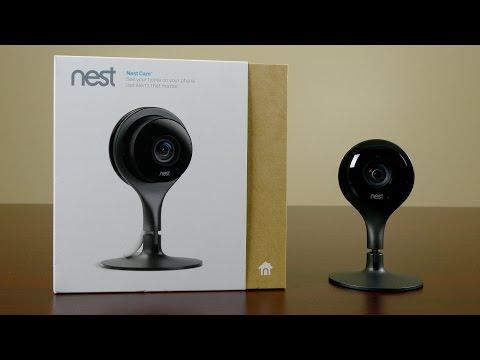 Nest Cam Unboxing & Setup