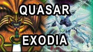 getlinkyoutube.com-Exodia Quasar 2STRONG! + BONUS deck profile