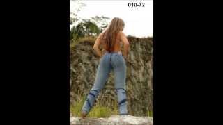 getlinkyoutube.com-Levanta Cola - Butt Boosting Jeans- It's in the Jeans!  Bump Up It's in the JEANS!,