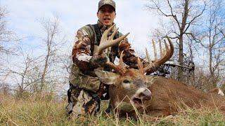 getlinkyoutube.com-Whitetail Edge: Ohio Rut Hunt Beauty!
