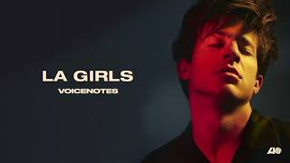 Charlie Puth   LA Girls [Official Audio]