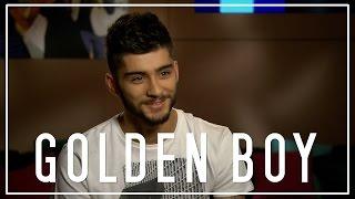 getlinkyoutube.com-Zayn Malik | Golden boy