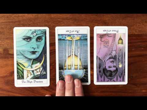 Daily Tarot Reading for 16 May 2017 | Gregory Scott Tarot