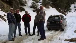 getlinkyoutube.com-Real World AWD Comparison: Forester vs. the Competition