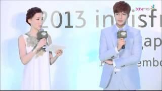 getlinkyoutube.com-Lee Min Ho and Park Shin Hye best Couple in Show [Live]