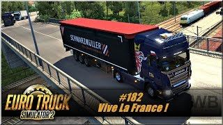 "getlinkyoutube.com-Euro Truck Simulator 2 - #182 ""Vive La France !"""