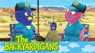 getlinkyoutube.com-The Backyardigans: International Super Spy (Part 2) - Ep.31