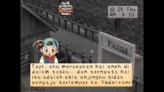 "getlinkyoutube.com-Hoax Harvest Moon Back to Nature : ""Misteri barley & maston"""