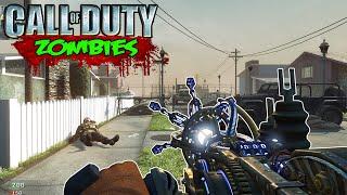 getlinkyoutube.com-Call of Duty Zombies - PARALYZER ON NUKETOWN MOD! (Black Ops Zombies Gameplay)