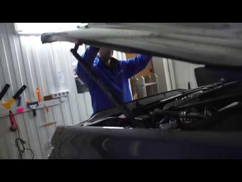 Расположение предохранителя стартера в Mazda СХ-5