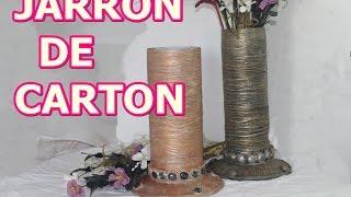 getlinkyoutube.com-JARRON DE CARTON