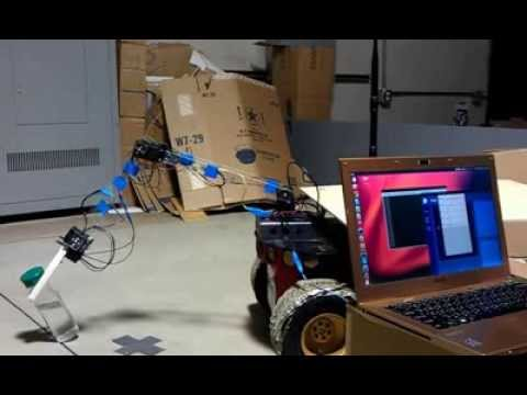 Team I - UAV/UGV Collaboration System - Placing