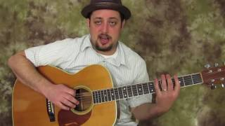 getlinkyoutube.com-2 mind blowing but simple tricks to playing acoustic blues (Key of G)