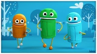 """""""If You're Happy and You Know It"""" Classic Songs by StoryBots"""