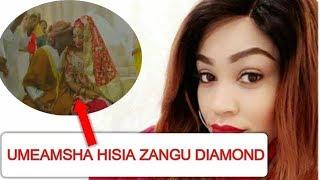 IYENA! Zari Ashindwa Kuzuia HISIA Zake Kwa Diamond Baada Ya Video Ya IYENA width=