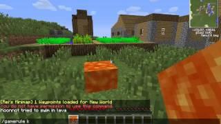 getlinkyoutube.com-minecraft:ตายของไม่ตกในเล่นคนเดียวEP.3