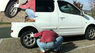 getlinkyoutube.com-タイヤ交換をするときの注意点
