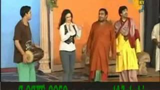 getlinkyoutube.com-New Stage Drama Sajan Abas Full Funny Part 2012