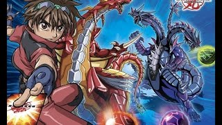 Bakugan Battle Brawlers (PS3, PS2, X360, Wii) Gameplay Part 1
