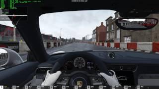 getlinkyoutube.com-Assetto Corsa v.1.2 Highlands Long horror phisics ai graphics sound menu dsp