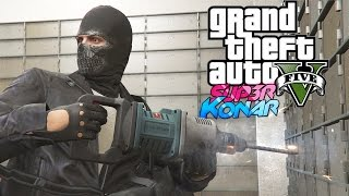 GTA ONLINE - LE BRAQUAGE ULTIME!