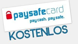 getlinkyoutube.com-Kostenlos Paysafecards verdienen ! ( oder geld über paypal )