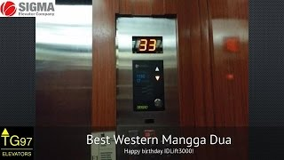 getlinkyoutube.com-Sigma Traction Lifts - Best Western Mangga Dua, Jakarta