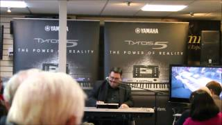 getlinkyoutube.com-Michel Voncken in Concert (A&C Hamilton, Preston)