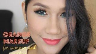 getlinkyoutube.com-Makeup For Outdoor Event - Summer ( Makeup Tutorial Indonesia)