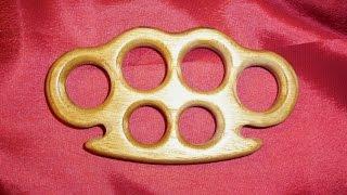 getlinkyoutube.com-Wooden knuckles