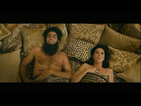 The Dictator Trailer HD