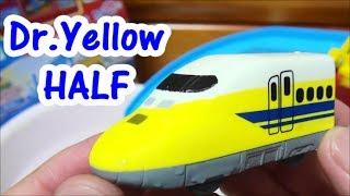 getlinkyoutube.com-Colors Dr.Yellow by PILOT カラーズ ドクターイエロー カラーチェンジ PartⅡ