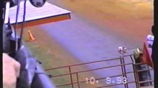 getlinkyoutube.com-Jasper Florida 1993 Open Modified, WKA dirt series