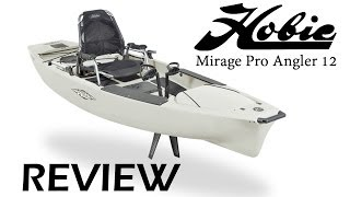getlinkyoutube.com-Hobie Kayak Review - Mirage Pro Angler 12