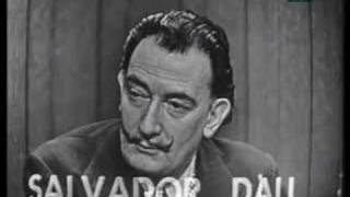 "getlinkyoutube.com-Salvador Dali on ""What's My Line?"""