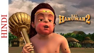getlinkyoutube.com-Bal Hanuman 2 - Hit Animated Action Highlights