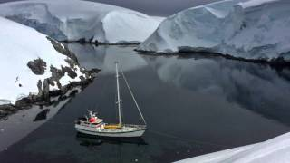 getlinkyoutube.com-Sailing Antarctica: Whales, Penguins, and Icebergs on the Ultimate Polar Nature Expedition