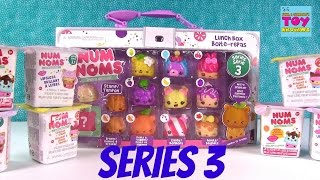 getlinkyoutube.com-Num Noms Series 3 Lunch Box Playset 2 1 Pack Blind Bag Opening Toy Review   PSToyReviews