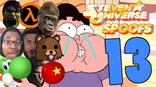 getlinkyoutube.com-Steven Universe Spoofs 13 - Summer of Steven 2nd special!