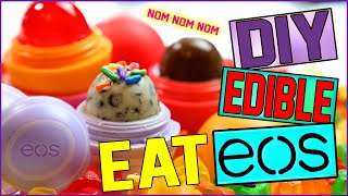 getlinkyoutube.com-DIY EDIBLE EOS! | Eat Your EOS! | Delicious EOS Treats!