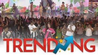 Katchi dance challenge ng mga Kapamilya Stars!