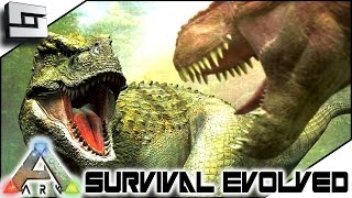 getlinkyoutube.com-ARK: Survival Evolved - DINO BATTLE ARENA! S2E76 ( Gameplay )