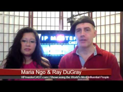 Ray DuGray and Maria Ngo Embrace G+ Hangouts and YouTube LIVE as an Alternative to Broadcast TV