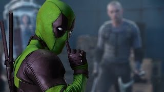 getlinkyoutube.com-Deadpool V Ajax | Jacksepticeye Voice-Over
