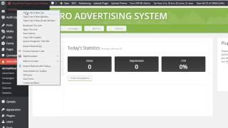 getlinkyoutube.com-Setting up the WP Pro Advertising system Plugin