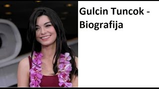 getlinkyoutube.com-Gulcin Tuncok - Biografija
