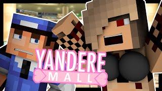getlinkyoutube.com-Yandere Mall - CRAZY GIRLFRIENDS! [6] | Minecraft Roleplay Adventure