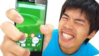 getlinkyoutube.com-いち早くゲット!Xperia Z3 Compactレビュー!