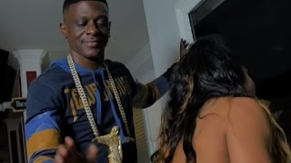getlinkyoutube.com-Rapper Lil Boosie Cries After Webbie Gives him Unexpected Birthday Party