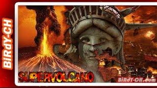 ซุปเปอร์โวลคาโน่ ปรากฏการณ์ภูเขาไฟยักษ์ถล่มโลก | Yellowstone Supervolcano